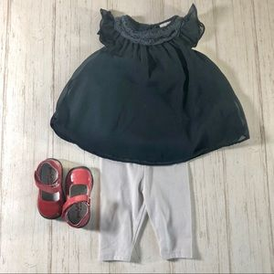 Max Studio Infant Set with Shoes